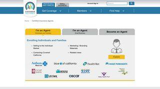 Covered California Entity - Certified Enrollment Entities ...